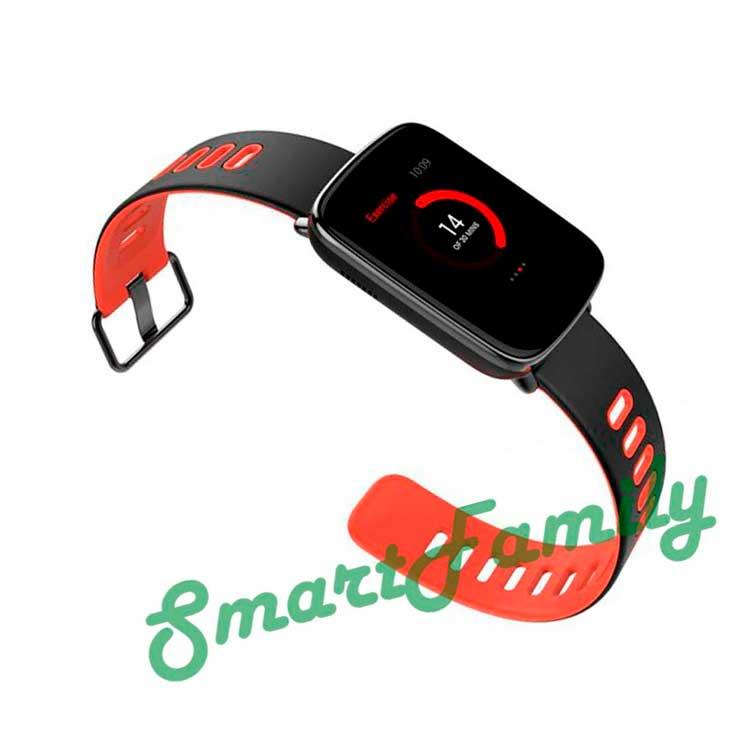 умные часы Kingwear GV68 красные