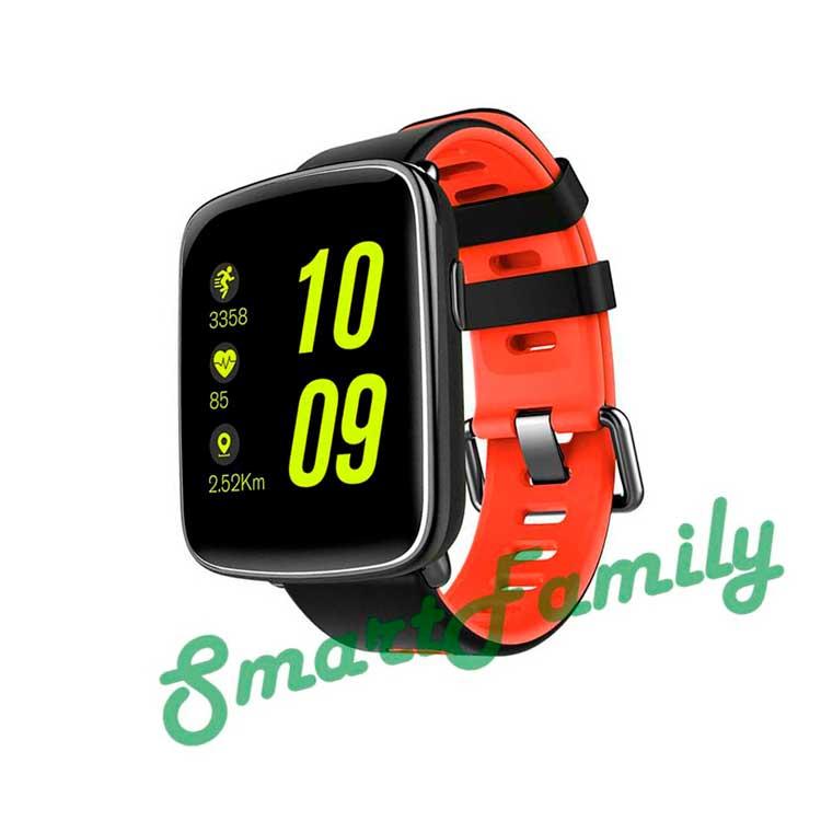 цифровой циферблат часов Kingwear GV68