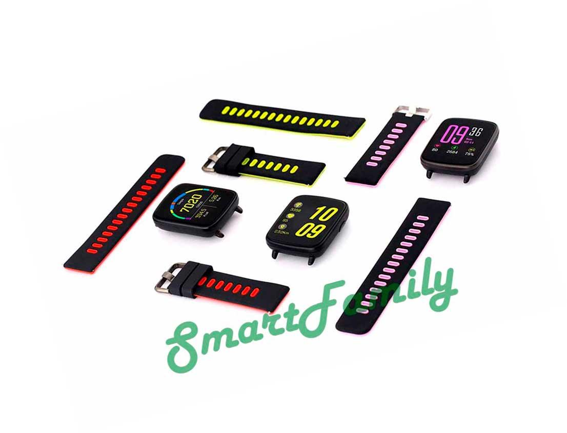 smart watch GV68 со съемным ремешком