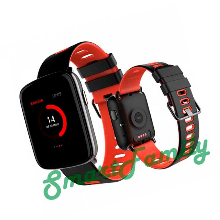 smart watch GV68 зеленые