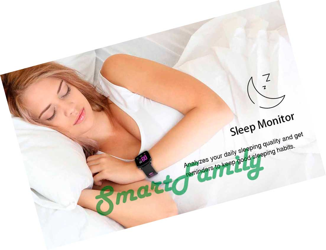 smart watch GV68 с мониторингом сна