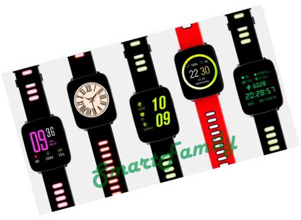 модельный ряд часов Kingwear GV68