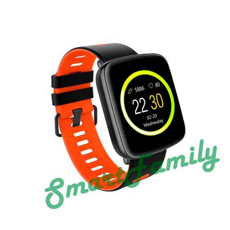 smart watch Kingwear GV68 красные