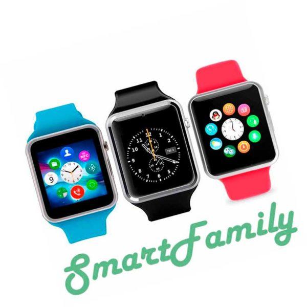 Smart watch A1 разные дисплеи