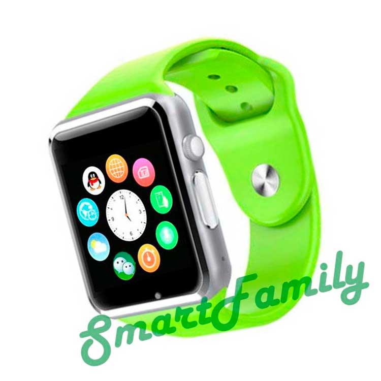 Smart watch A1 зеленые