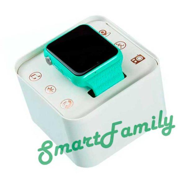 Smart baby watch V7k в коробке