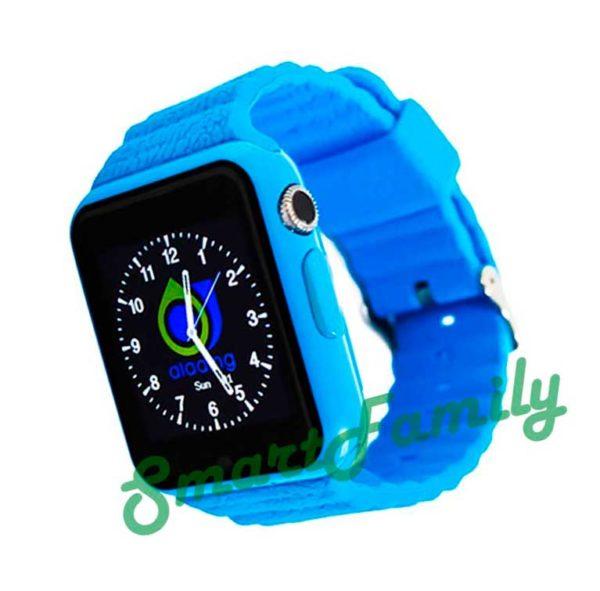 Smart baby watch X10 голубые