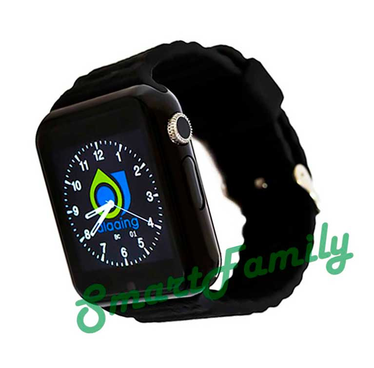 smart watch v7k черные