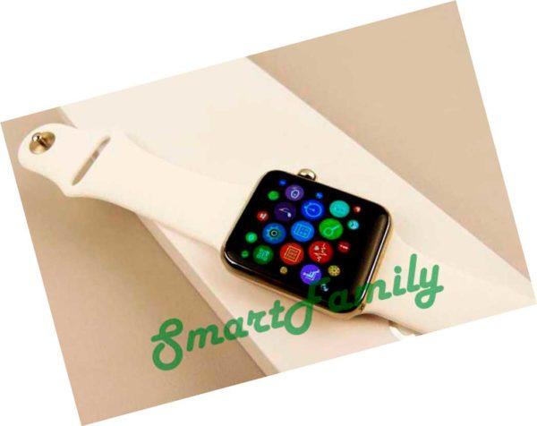 watch IWO 2 с меню как у apple watch