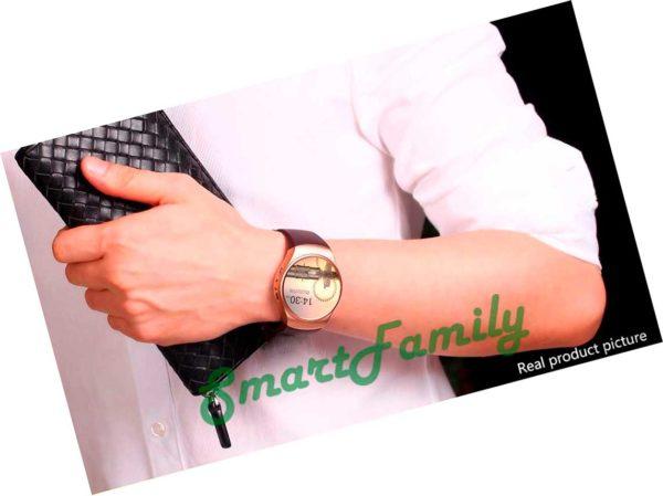 часы Kingwear KW18 на руке унисекс
