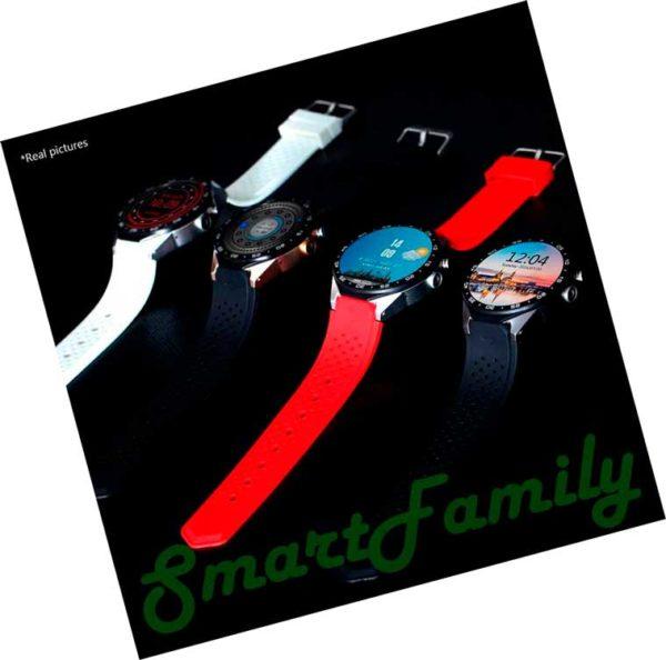 умные часы Kingwear KW88 все цвета