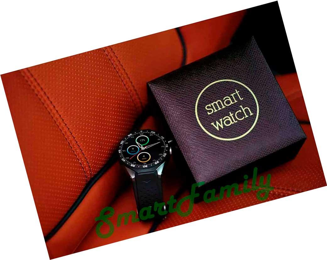 упаковка умных часов Kingwear KW88
