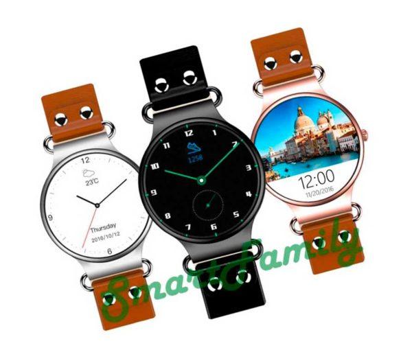 картинка Умные часы Kingwear KW98