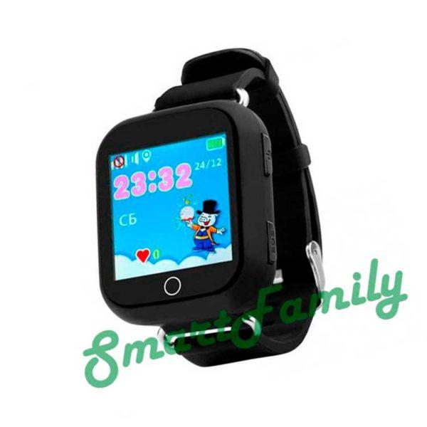 Smart baby watch Q100 черные