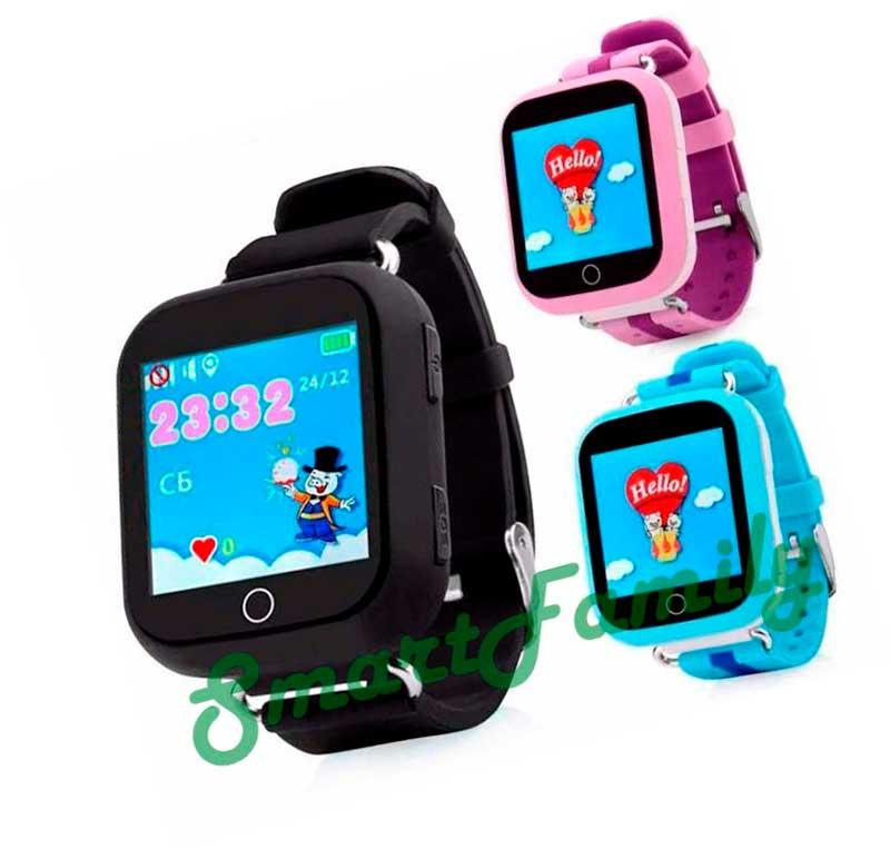 Smart baby watch Q100