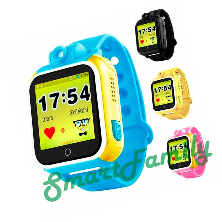 Smart baby watch GW1000