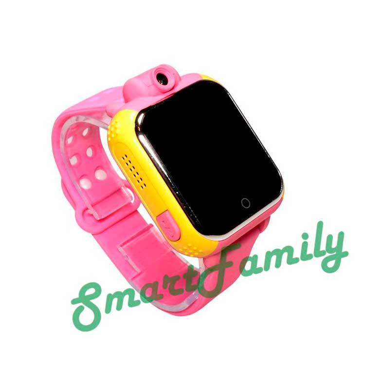 Часы телефон для детей Q75