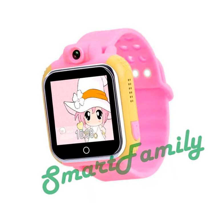 детские умные часы с камерой