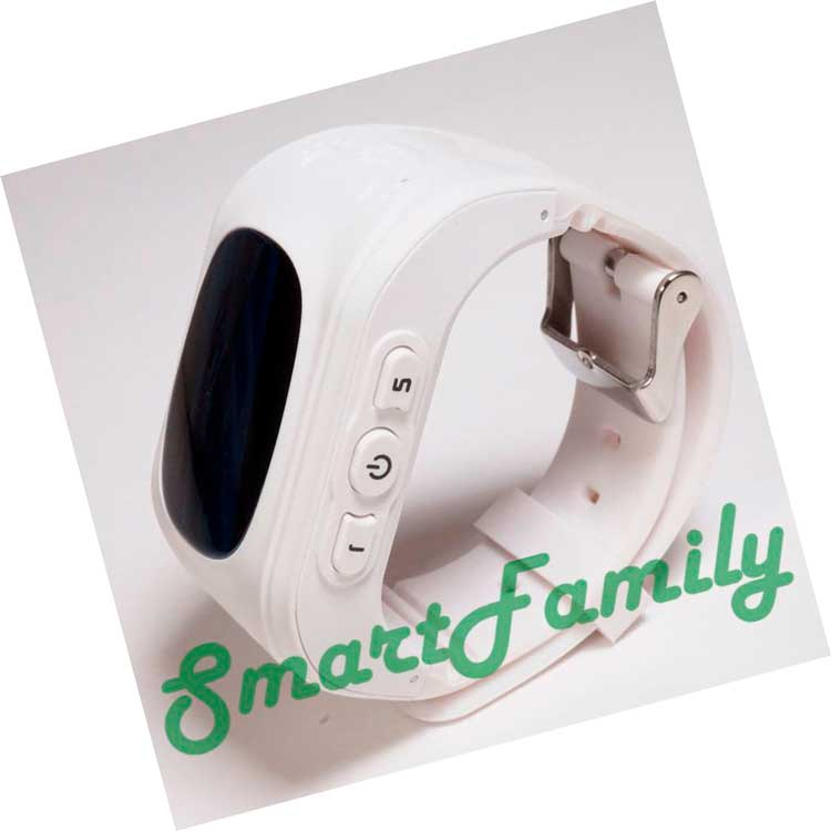 smart часы q50 белые