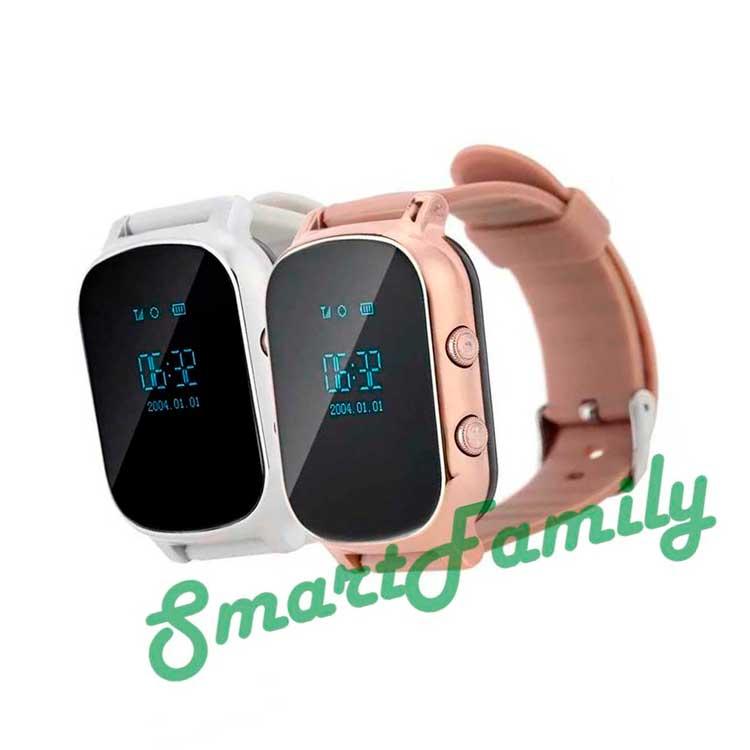 b5a2688a Smart watch T58 – gps часы для детей, работающие с AIBEILE ...