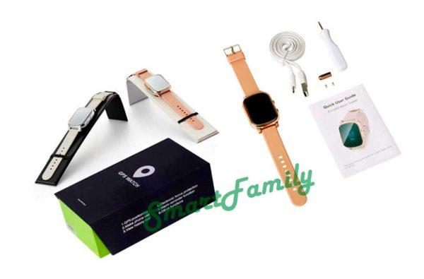 комплектация Smart watch T58