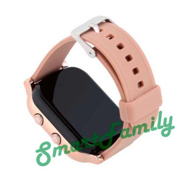 Smart watch T58 вид сзади