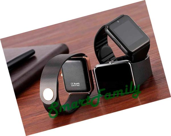 варианты цветов smart watch gt08