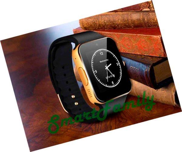 smart watch gt08 золотые
