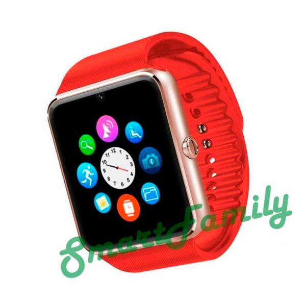 gt08 smartwatch красные