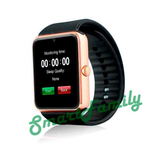 часы smart watch gt08 золотые