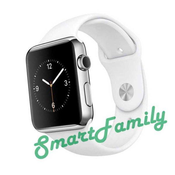 умные часы IWO 2 белые