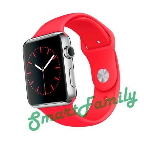 Smart watch IWO 2 красные