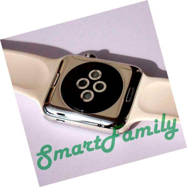 Smart watch IWO 2 задняя крышка