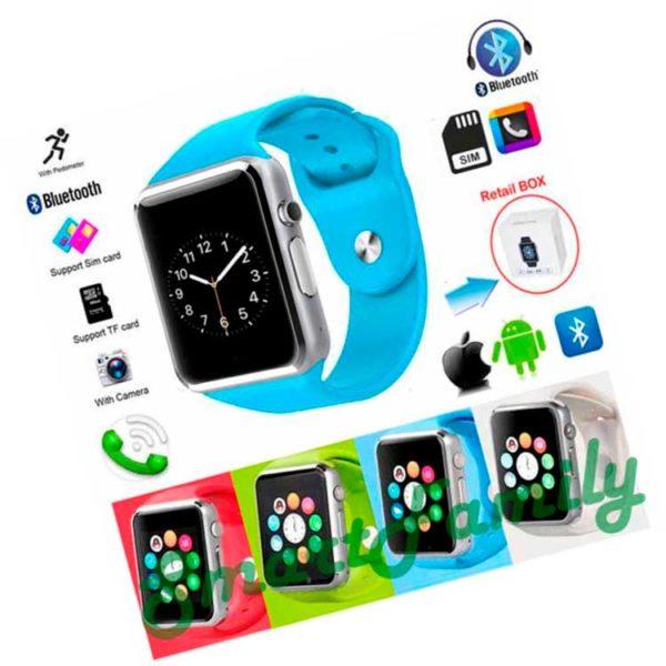 Smart watch W8 функции часов