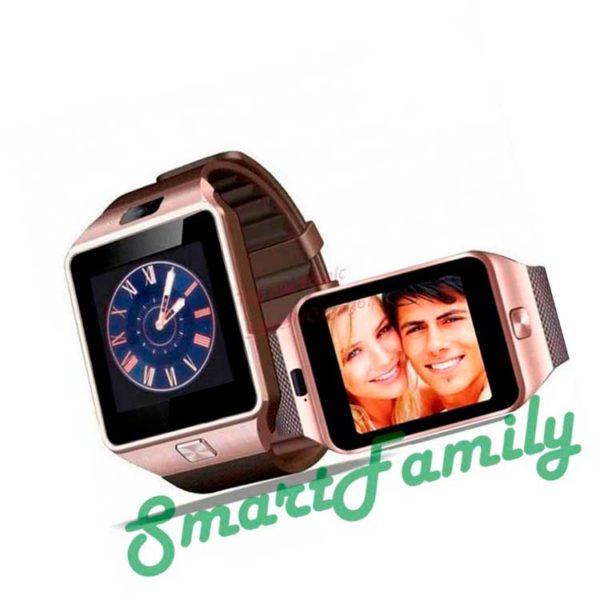 Smart watch DZ09 просмотр картинок