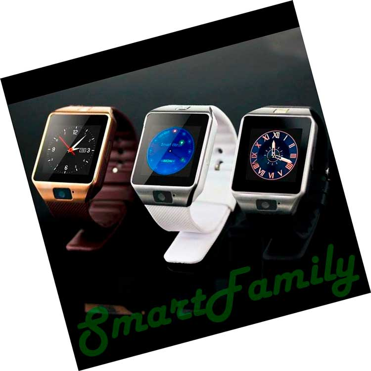 фото smartwatch dz09