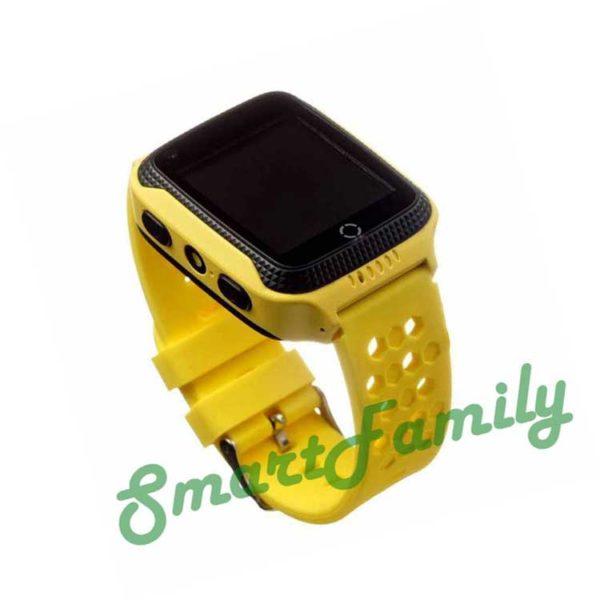 baby watch g100 желтые