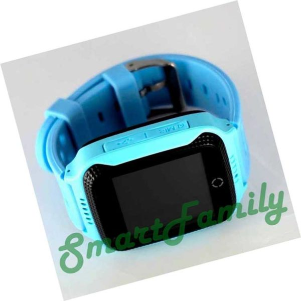 smart baby watch g100 голубые