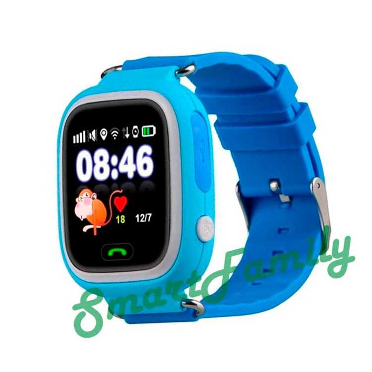 smart watch детские часы q90
