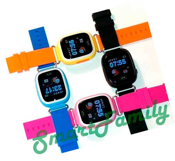 q80 детские часы
