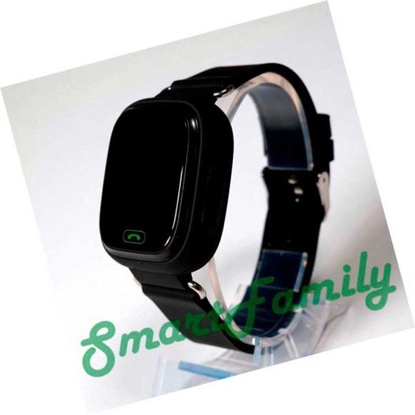 smart часы q90 черные