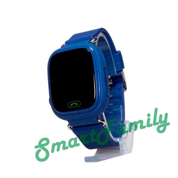 Smart baby watch Q90 синие