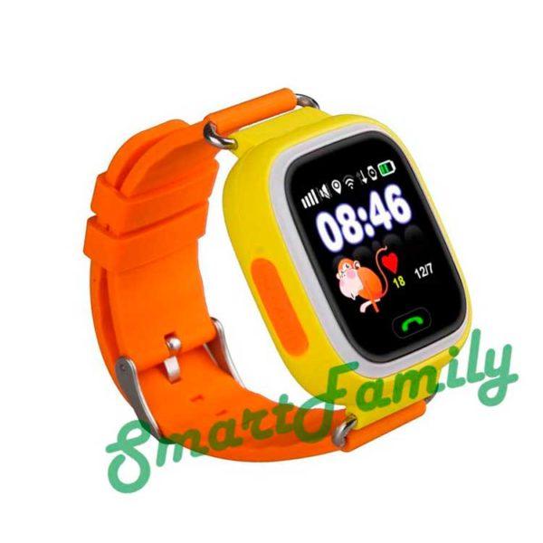 детские часы с gps q90