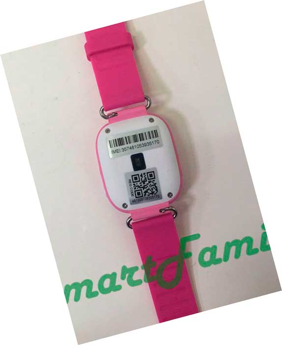 детские часы Q90 датчик снятия