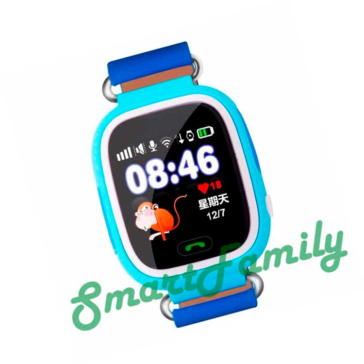 часы smart baby q90