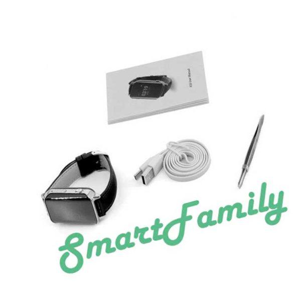 комплектация Smart watch D100