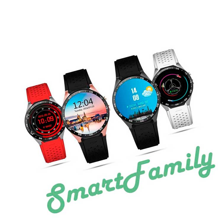 smart watch KW88 все цвета