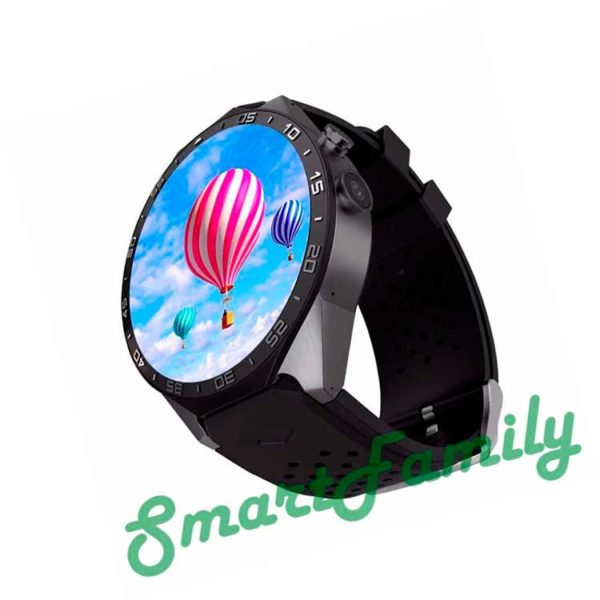 smart watch Kingwear KW88 черные