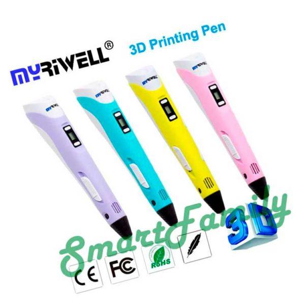 3D ручка MyRiwell стандарты качества