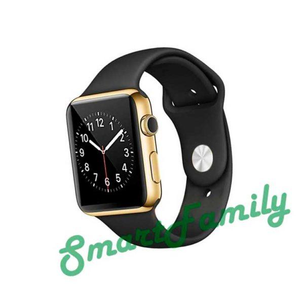 Smart watch IWO 2 золотые